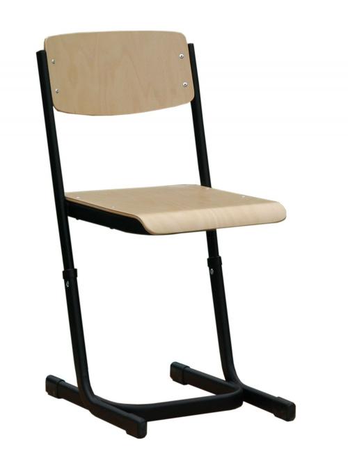 Krzesło ucznia  REKS W z regulacją wysokości