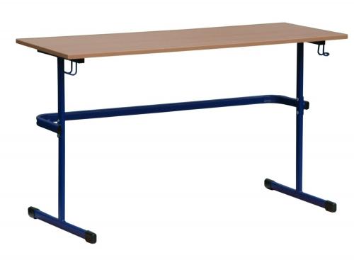 Stolik szkolny FILIP 2 osobowy