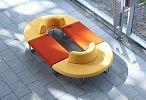 Siedzisko - sofa LEGVAN LG 423