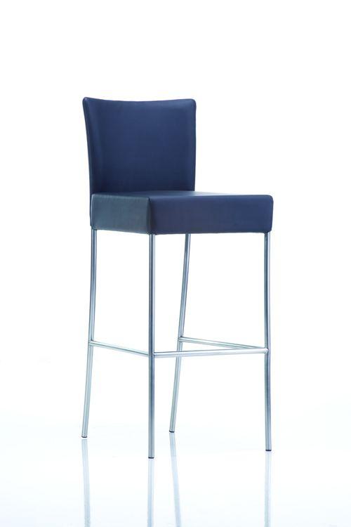 Krzesło barowe - Hoker TIME H30 wysokość 80 cm