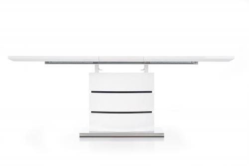 Stół NOBEL biały - rozkładany