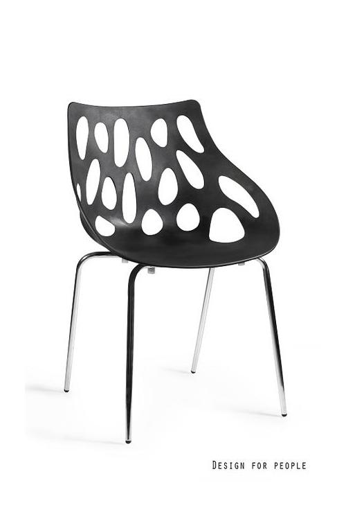Krzesło Konferencyjne Area czarna