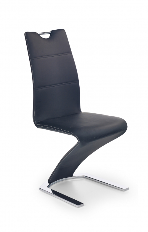 Krzesło konferencyjne K188 czarny (1p=2szt)