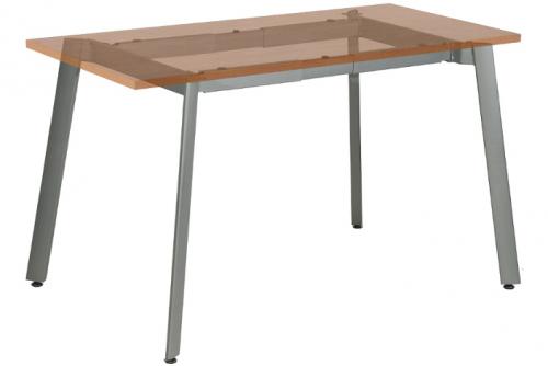 Stelaż do biurka/stołu MOBILER/Trójkątna-SL - głębokość 59 cm