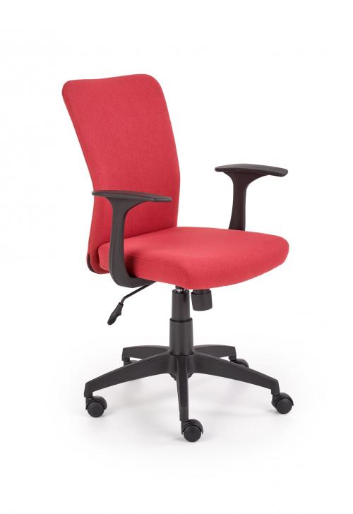 Krzesło obrotowe NODY różowy