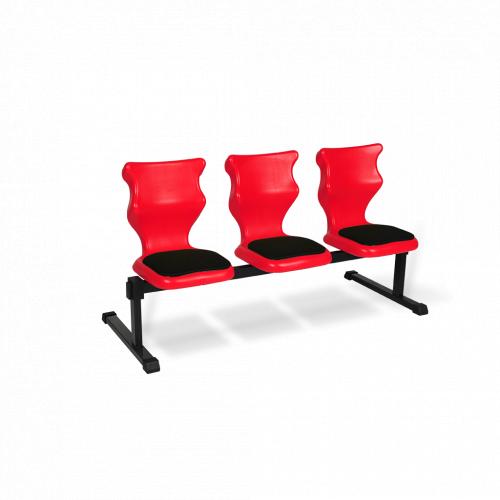 Zestawy siedziskowe Entelo Bench Soft 3 osobowy rozmiar nr 4