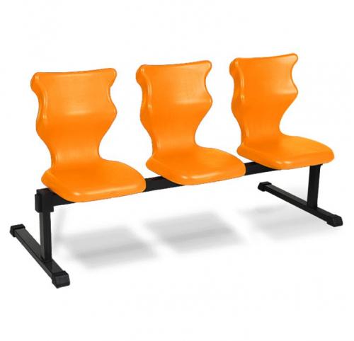 Zestawy siedziskowe Entelo Bench 3 osobowy rozmiar nr 4