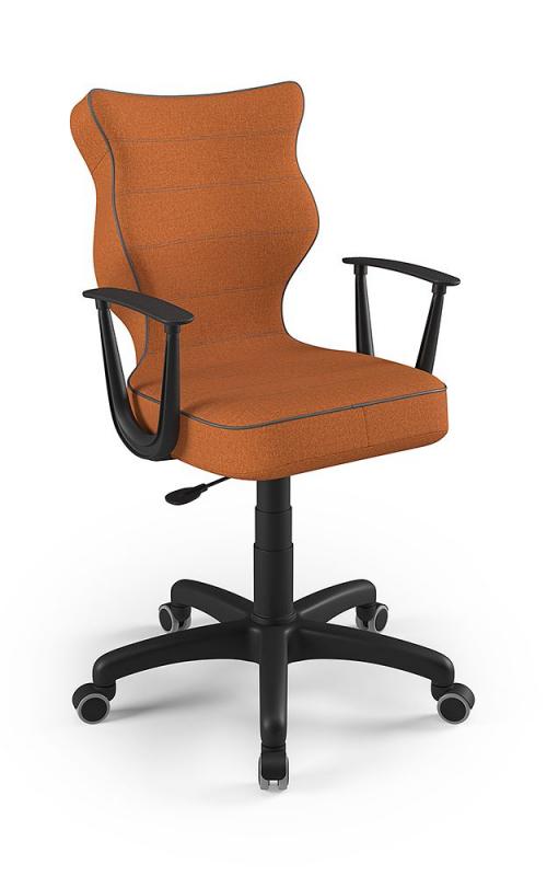 ENTELO Dobre Krzesło obrotowe ALTA wysokie z podnóżkiem nr 3