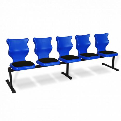 Zestaw siedziskowy Entelo Bench Soft 5 osobowy rozmiar nr 6