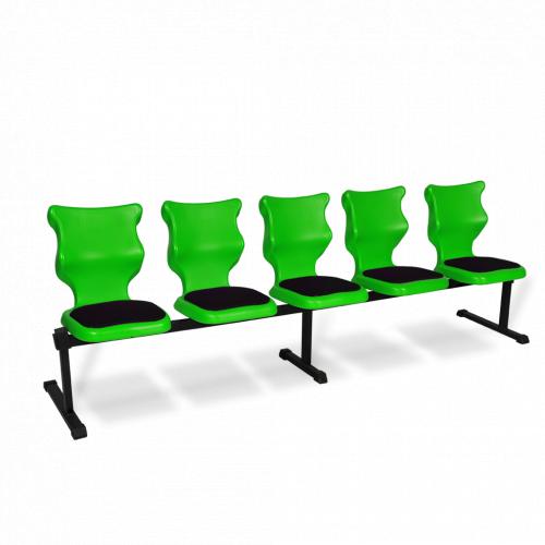 Zestaw siedziskowy Entelo Bench Soft 5 osobowy rozmiar nr 5