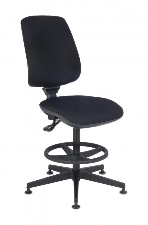 Krzesło obrotowe STARTER BP wysokie