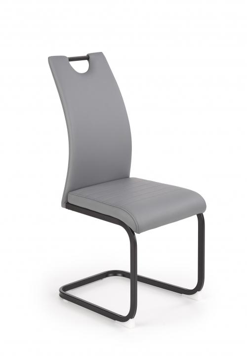 K371 krzesło popielaty (1p=4szt)
