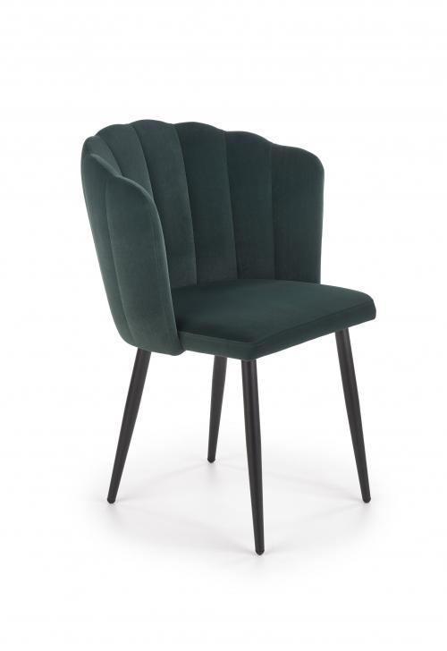 K386 krzesło ciemny zielony (1p=2szt)