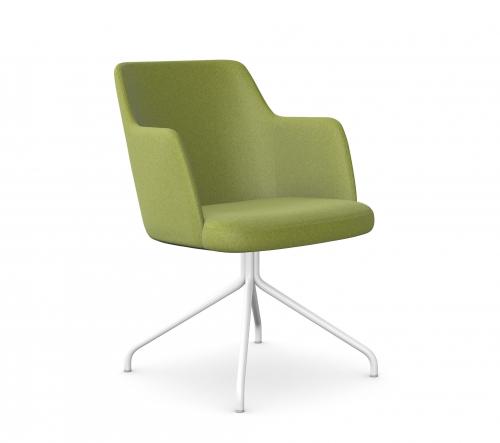Krzesło NOMA 360 - z podłokietnikami