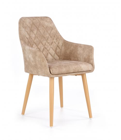 K287 krzesło beżowy (1p=2szt)