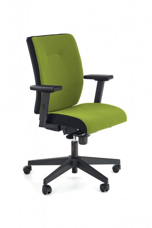 Fotel pracowniczy POP zielony