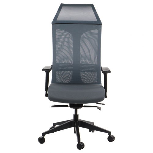 Fotel obrotowy RYDER szary