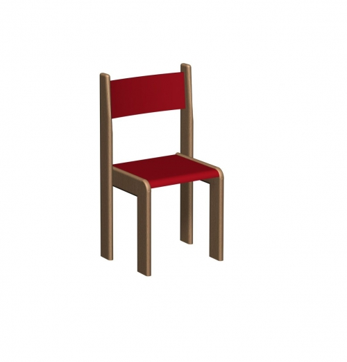 Krzesło przedszkolne KUBUŚ