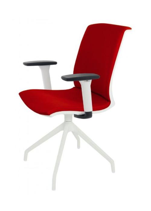 Krzesło konferencyjne obrotowe Level Cross WT R1