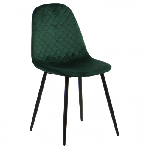 Krzesło dostawne CN-6001 zielony