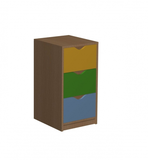 Szafka z 3 szufladami 6