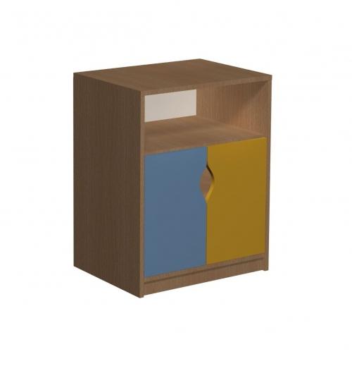 Regał z szafką 10 Małgosia