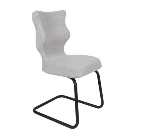 Krzesło konferencyjne NERO nr 6 - podstawa czarna