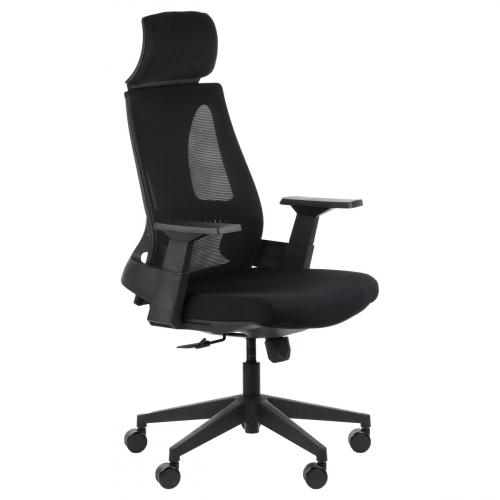 Fotel obrotowy OLTON H czarny