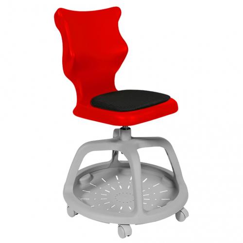 ENTELO Dobre krzesło obrotowe POCKET SOFT nr 6