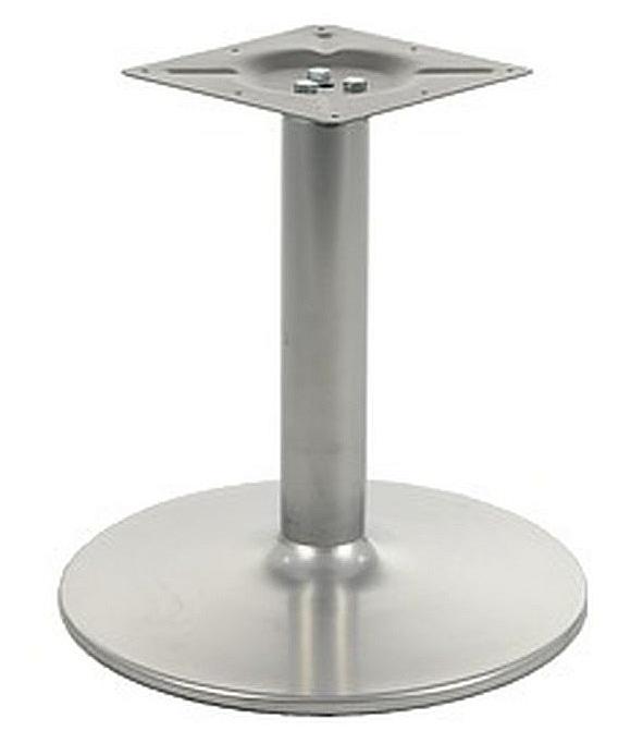 Podstawa do stolika EF-B006 aluminium wysokość 57,5 cm