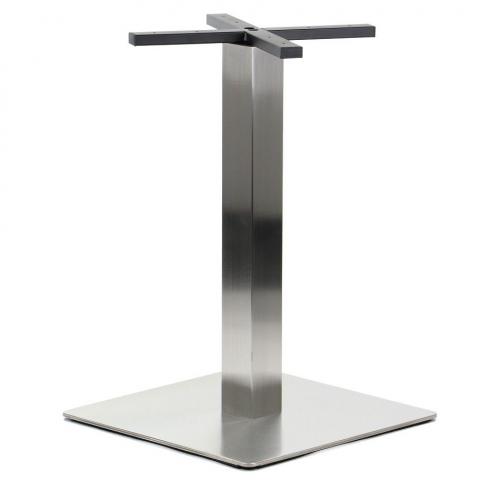 Podstawa do stolika EF-E78 szczotkowana - wysokość 110 cm