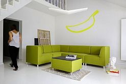Sofa recepcyjna PART P1200 - element prosty