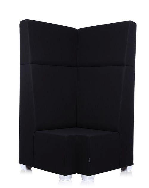 Sofa recepcyjna LINER LI900x900 - element narożnikowy