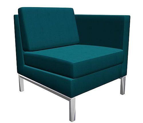 Sofa konferencyjna Platinium R31 OAL - element prosty