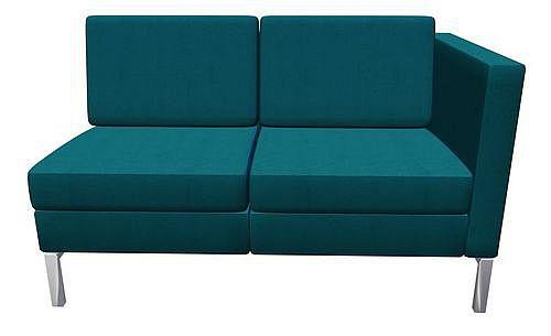 Sofa konferencyjna Platinium R32 OAR - element prosty