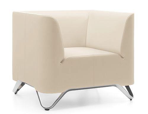 Fotel z podłokietnikami SoftBox 11