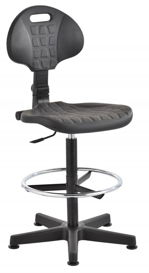 Krzesło laboratoryjne wysokie