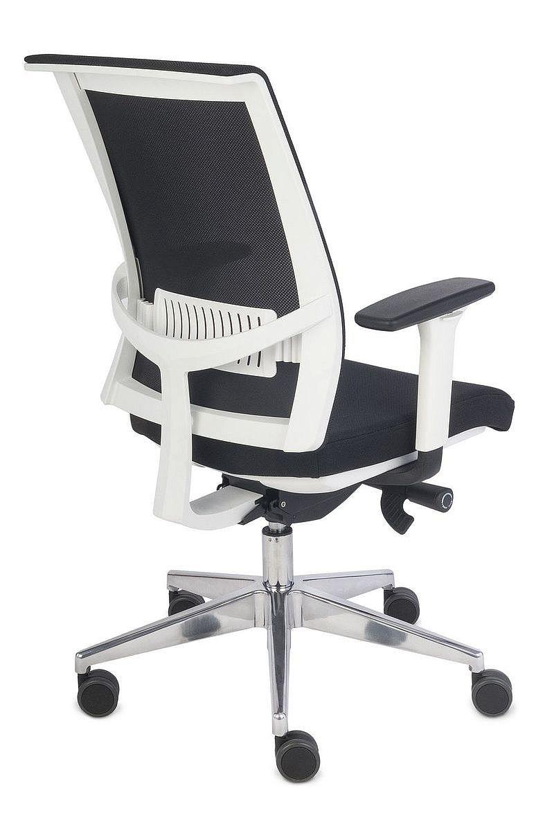 Fotel Biurowy obrotowy LEVEL WS white