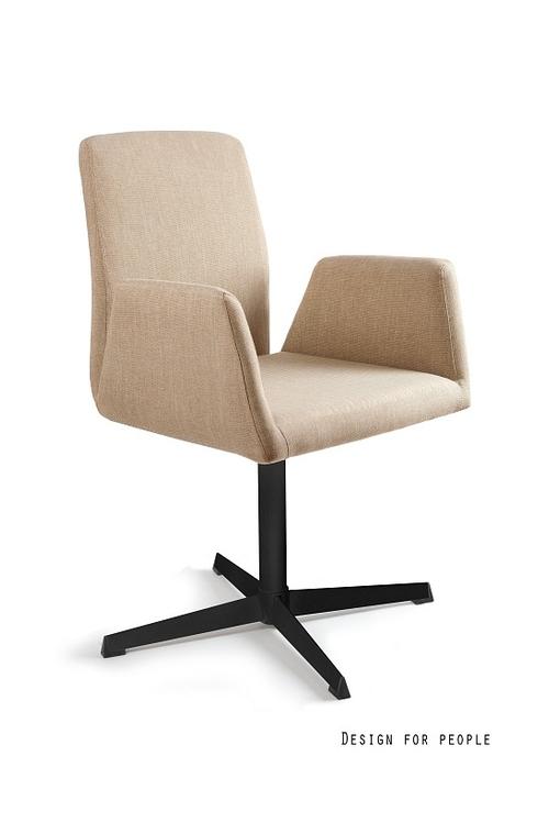 Krzesło Konferencyjne Brava beżowy