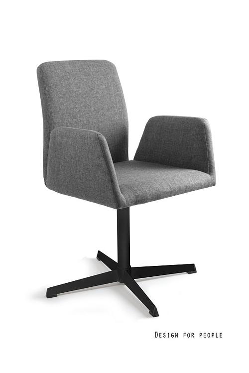 Krzesło Konferencyjne Brava szary