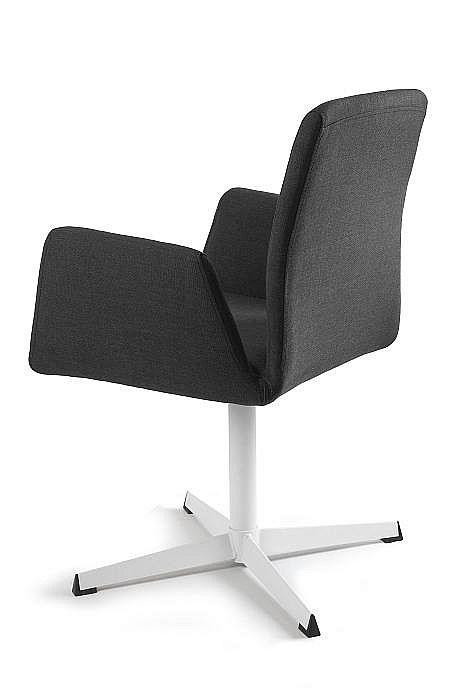 Krzesło Konferencyjne Brava czarny