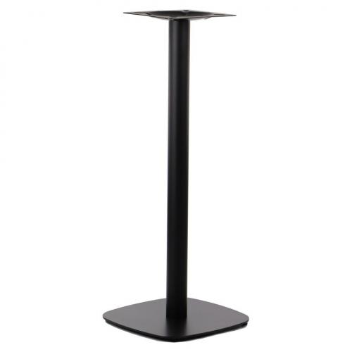 Podstawa do stolika EF-E44 czarna - wysokość 110 cm