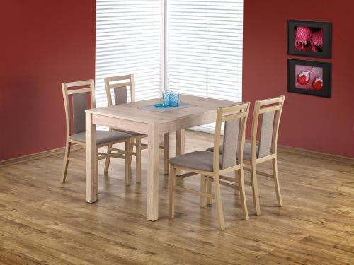 Stół rozkładany MAURYCY - dąb sonoma