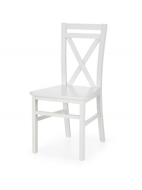 Krzesło konferencyjne DARIUSZ 2 - biały (1p=2szt)