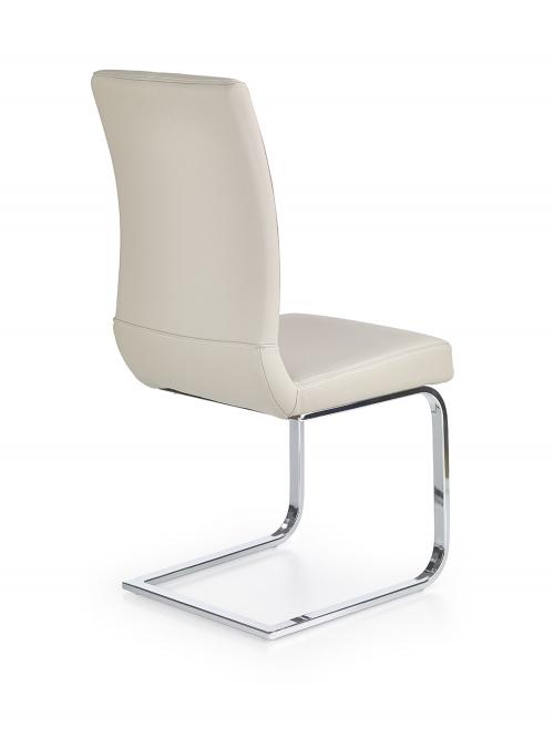 Krzesło konferencyjne K219 - cappuccino