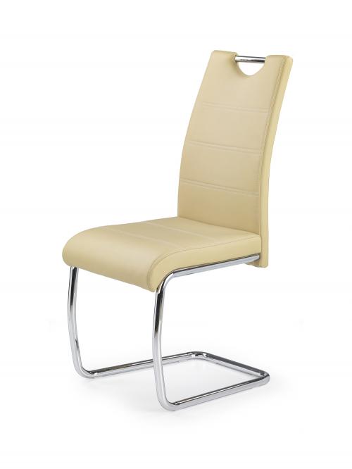Krzesło konferencyjne K211 - beżowe  (2p=4szt)