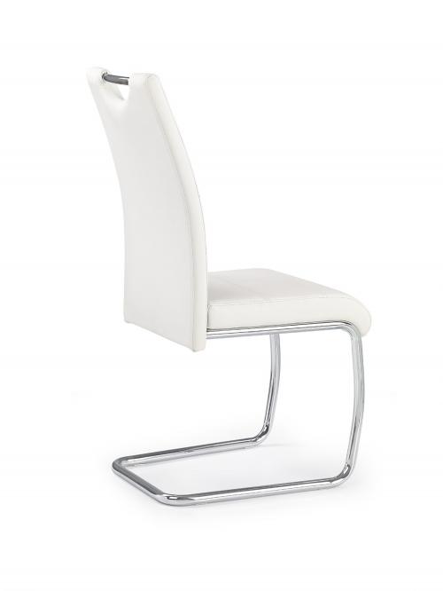 Krzesło konferencyjne K211 - białe