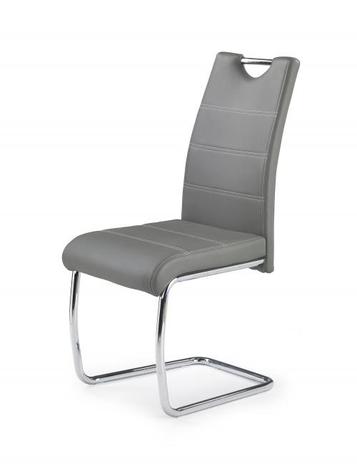 Krzesło konferencyjne K211 - popiel (2p=4szt)