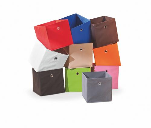 Pojemnik - szuflada WINNY do regału - zielona