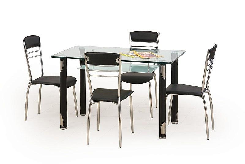 GOTARD stół czarny (2p=1szt)